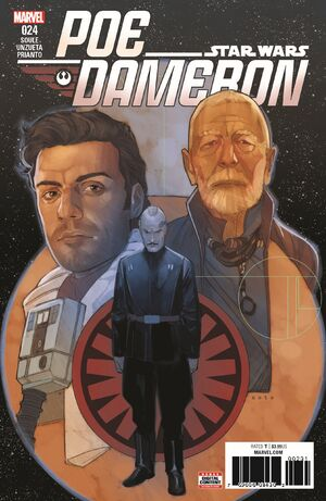 Star Wars Poe Dameron Vol 1 24