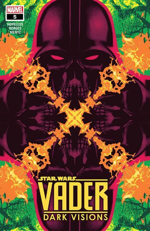 Star Wars Vader - Dark Visions Vol 1 5