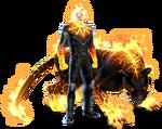 T'Challa (Warp World) (Earth-TRN012) from Marvel Future Fight 002