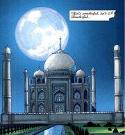 Taj Mahal from Web of Spider-Man Vol 2 3 0001