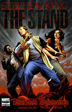 The Stand American Nightmares Vol 1 1