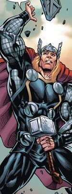 Thor Odinson (Earth-14101) from Avengers Assemble Featuring Captain Citrus Vol 1 1