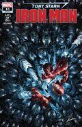 Tony Stark Iron Man Vol 1 10