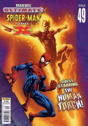 Ultimate Spider-Man and X-Men Vol 1 49