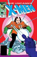 Uncanny X-Men Vol 1 182
