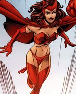 Wanda Lensherr (Earth-1610) from Ultimate Spider-Man Vol 1 150