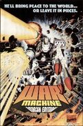 War Machine Ashcan Vol 1 1