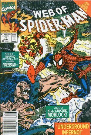 Web of Spider-Man Vol 1 77
