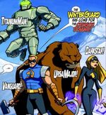 Winter Guard (Earth-8096) from Avengers Earth's Mightiest Heroes Vol 3 2 0001