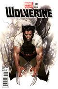 Wolverine Vol 5 1 Coipel Variant