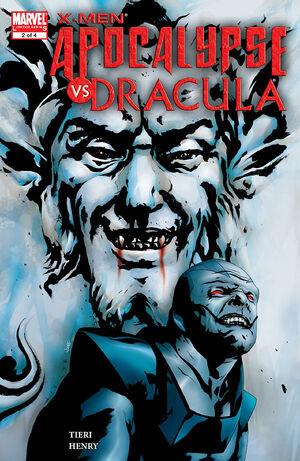 X-Men Apocalypse vs Dracula Vol 1 2