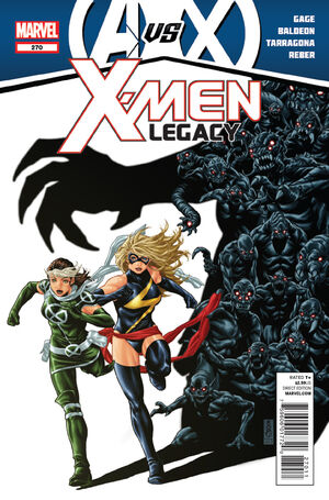 X-Men Legacy Vol 1 270