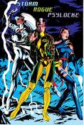 X-Men Unlimited Vol 1 1 Pinup 004