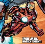 Anthony Stark (Earth-14101) from Avengers Assemble Featuring Captain Citrus Vol 1 1