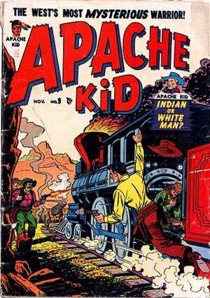 Apache Kid Vol 1 9