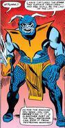 Attuma (Earth-616) from Avengers Vol 1 26 0001