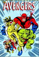 Avengers (Earth-616) from Avengers Vol 1 1.5 0001
