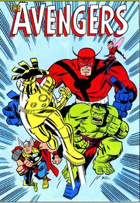 Avengers (Earth-616) from Avengers Vol 1 1.5 0001