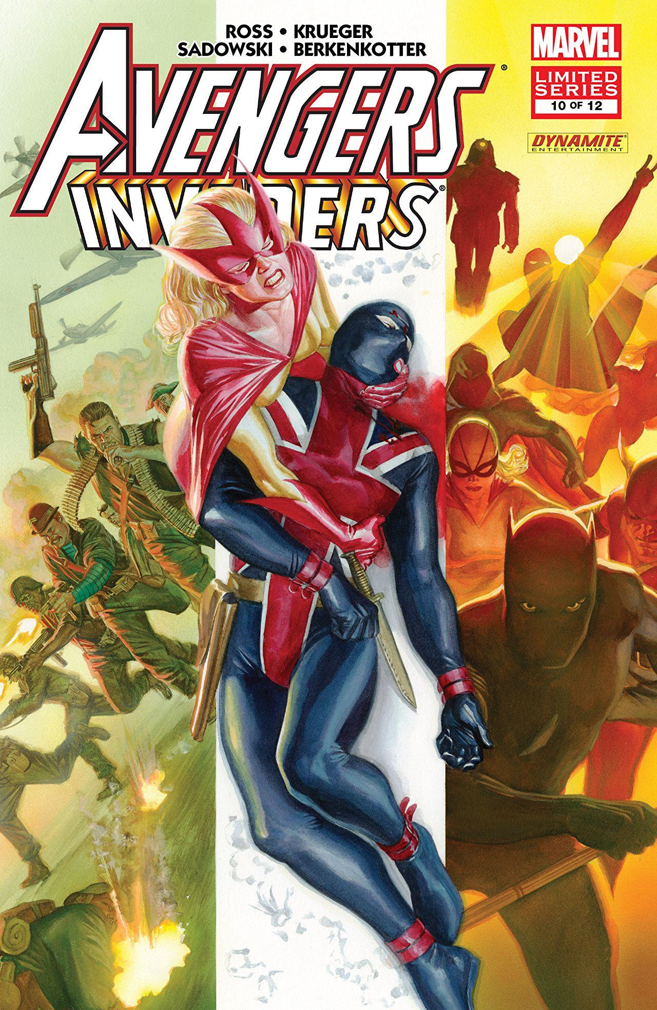 Avengers Invaders Vol 1 10