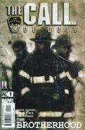 Call of Duty The Brotherhood Vol 1 1