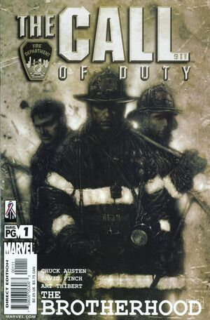 Call of Duty The Brotherhood Vol 1 1