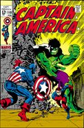 Captain America Vol 1 110