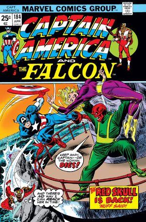 Captain America Vol 1 184