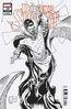 Doctor Strange Vol 5 10 Black and White Quesada Variant