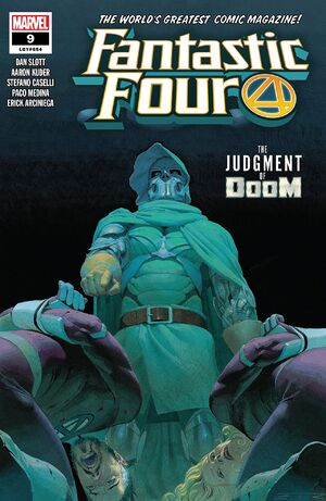 Fantastic Four Vol 6 9
