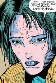 Gloria (Earth-928) X-Men 2099 Vol 1 8