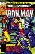 Iron Man Vol 1 129