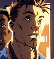 Jay (Earth-616) from Dark Reign Young Avengers Vol 1 1 001