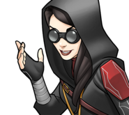 Jessica Drew (Earth-TRN562) from Marvel Avengers Academy 004