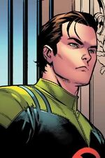 Julio Richter (Earth-616) from Excalibur Vol 4 4 001