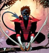 Kurt Wagner (Earth-616) from Amazing X-Men Vol 2 1 0001