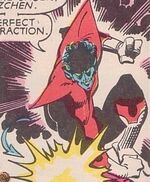 Kurt Wagner (Earth-7642) from Uncanny X-Men and The New Teen Titans Vol 1 1 001