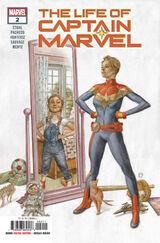 Life of Captain Marvel Vol 2 2