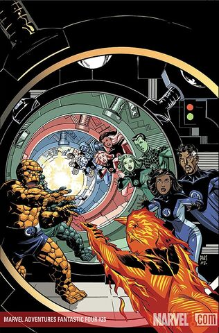 File:Marvel Adventures Fantastic Four Vol 1 25 Textless.jpg