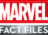 Marvel Fact Files Vol 1
