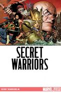 Secret Warriors Vol 1 6 Textless