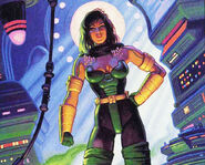 Shakti Haddad (Earth-928) from X-Men 2099 Oasis Vol 1 1 0004