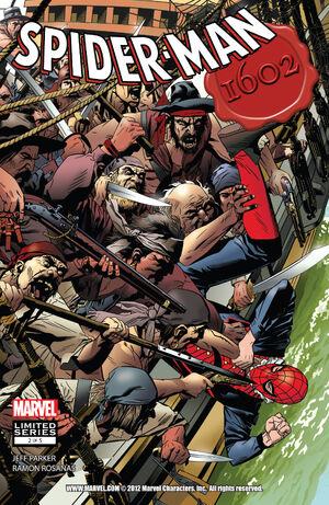 Spider-Man 1602 Vol 1 2
