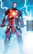 Stark Odinson (Warp World) (Earth-616) from Infinity Wars Iron Hammer Vol 1 1 003