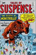 Tales of Suspense Vol 1 25