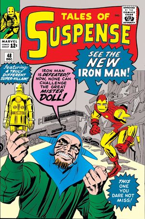 Tales of Suspense Vol 1 48