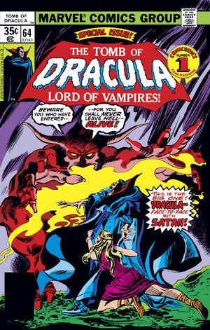Tomb of Dracula Vol 1 64