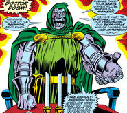 Victor von Doom (Earth-616) from Fantastic Four Vol 1 142 0001