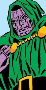 Victor von Doom (Earth-77013) from Spider-Man Newspaper Strips Vol 1 1978 001