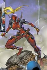 Wanda Wilson (Earth-3010) from Deadpool Merc with a Mouth Vol 1 7 0001
