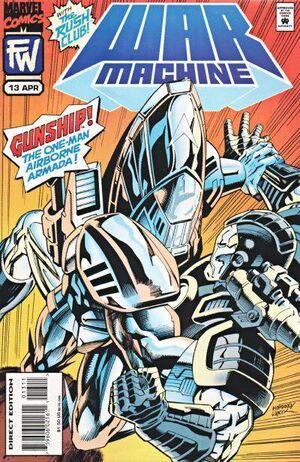 War Machine Vol 1 13